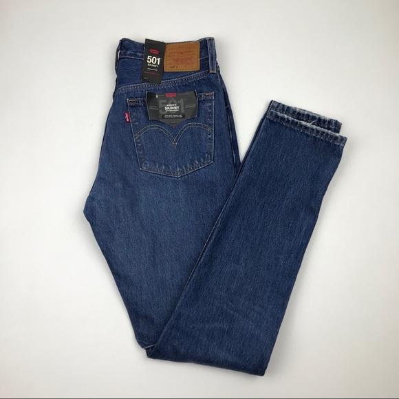 Levi's Denim - NWT Levi's 501 High Waist wedgie fit Jeans Sz 27